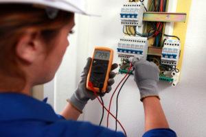 formación como electricista